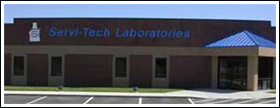 ServiTech Laboratories Amarillo TX