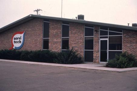 Servi-Tech, Inc. Headquarters 1975