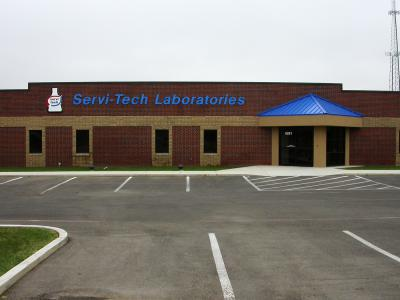 Servi-Tech laboratories expands to Amarillo, Texas