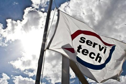 Servi-Tech, Inc. Flag